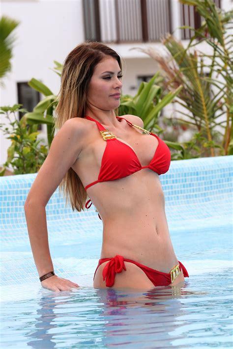 Stars in pools wearing bikinis see sexy photos jpg 1200x1800