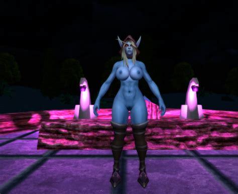 Night elf fucked biggest collection of whorecraft arts jpg 1183x964