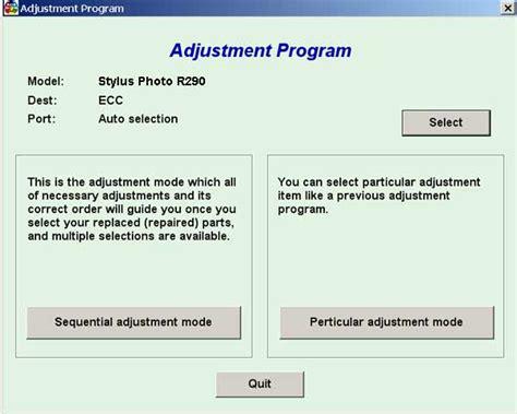 Reset epson cx5600 download.